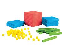 Base 10 Blocks, Place Value, Base 10, Base 10 Math Supplies, Item Number 1499096