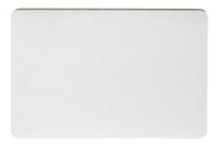 School Smart Dry-Erase Unruled Pupil Boards, 12 x 18 Inches, White, Pack of 30 Item Number 1500337