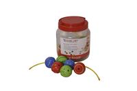 Childcraft Toddler Manipulatives Baby Beads, Set of 20 Item Number 1500798