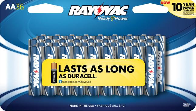 Batteries, Rechargeable Batteries, Bulk Batteries Supplies, Item Number 1500898