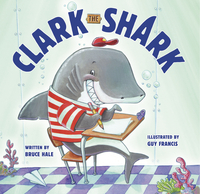 Image for Harper Collins Clark the Shark Hardcover Book from School Specialty