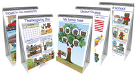 Social Studies Activities, Resources Supplies, Item Number 1502085