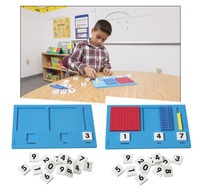 Base 10 Blocks, Place Value, Base 10, Base 10 Math Supplies, Item Number 1502088