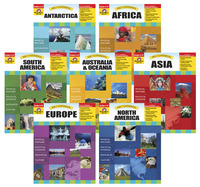 Geography Maps, Resources Supplies, Item Number 1502456