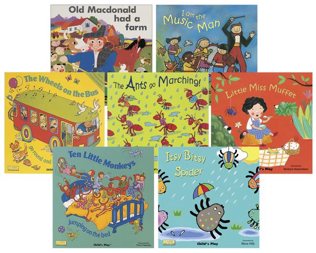 Storytelling, Felt Board Stories, Childrens Books on CD, Storytelling Activities Supplies, Item Number 1505016