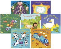 Childcraft Classic Book Set 2 with CD, 11-3/8 x 11-3/8 Inches, Set of 7 Item Number 1505018
