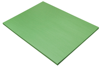 SunWorks Heavyweight Construction Paper, 18 x 24 Inches, Holiday Green, 50 Sheets Item Number 1506548