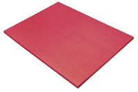 SunWorks Heavyweight Construction Paper, 18 x 24 Inches, Holiday Red, 50 Sheets Item Number 1506549
