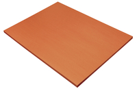 SunWorks Heavyweight Construction Paper, 18 x 24 Inches, Orange, 50 Sheets Item Number 1506550