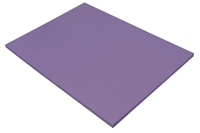 SunWorks Heavyweight Construction Paper, 18 x 24 Inches, Violet, 50 Sheets Item Number 1506554