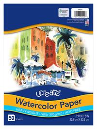 Watercolor Paper, Item Number 1508083