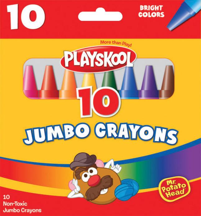 Beginners Crayons, Item Number 1509868