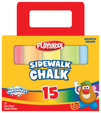 Sidewalk Chalk, Item Number 1509874