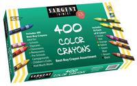 Standard Crayons, Item Number 1510047