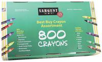 Standard Crayons, Item Number 1510049