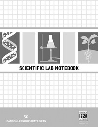 Image for Hayden-McNeil Scientific Spiral Bound Lab Notebook, 8.5 L x 11 W in, 50 Pages, Pack of 20 from School Specialty