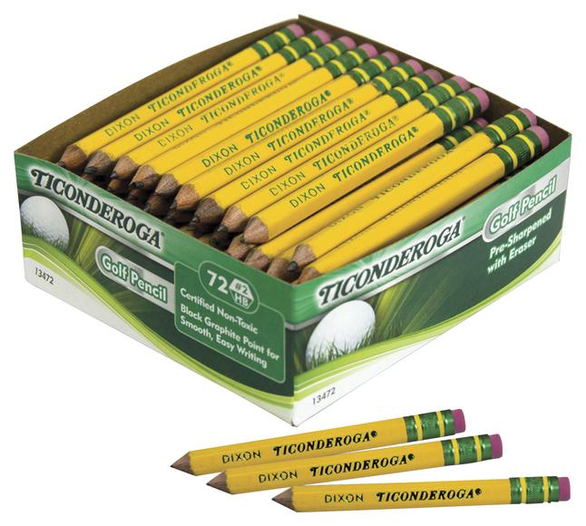 Chevron Pencils Classroom School Supplies 50 per Pack