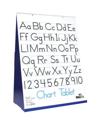 Chart Tablets, Chart Supplies, Item Number 1515858