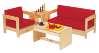 Cushioned Seating, Cushioned Chairs and Seating Supplies, Item Number 151645