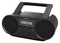 Sony ZS-RS60BT CD Boombox With Bluetooth Item Number 1521590