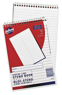 Steno Pads, Steno Notebooks, Item Number 1521985