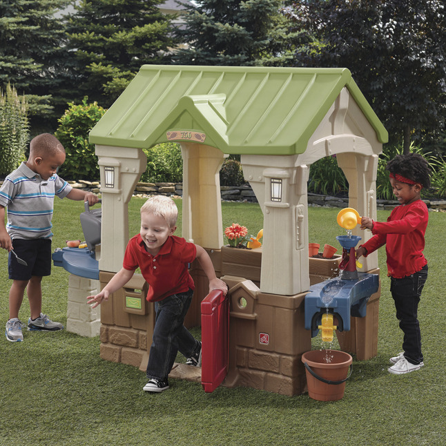 STEP2 Great Outdoors Playhouse 7 Piece Accessory Set Ages 1 2