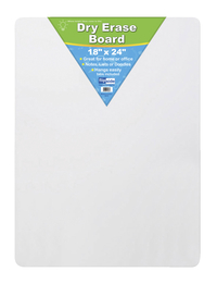 Small Lap Dry Erase Boards, Item Number 1530591