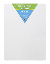 Small Lap Dry Erase Boards, Item Number 1530592