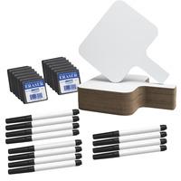 Dry Erase Response Paddles, Item Number 1530598
