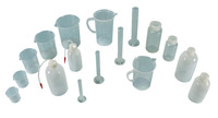United Scientific Plasticware Starter Kit Item Number 1530823