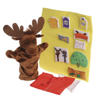 Dramatic Play Puppets, Item Number 1531963