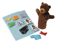 Dramatic Play Puppets, Item Number 1531966