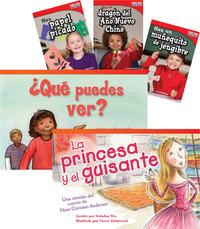 Bilingual Books, Language Learning, Bilingual Childrens Books Supplies, Item Number 1532009