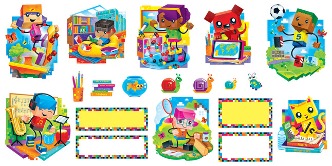 Bulletin Board Sets and Kits, Item Number 1532176