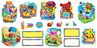 Bulletin Board Sets and Kits, Item Number 1532176