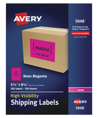 Shipping Labels, Item Number 1532932
