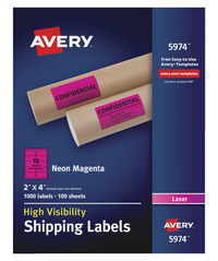 Shipping Labels, Item Number 1532936