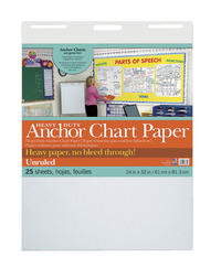 Chart Tablets, Chart Supplies, Item Number 1534135