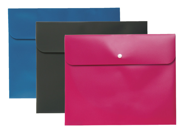 Poly 2 Pocket Folders, Item Number 1535840