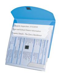 Poly Multi Pocket Folders, Item Number 1535842
