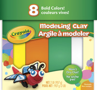 Art Supplies, Modeling Clay, Item Number 1536188