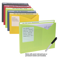 File Jackets, Item Number 1536827