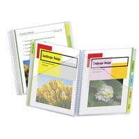 Poly Multi Pocket Folders, Item Number 1536832