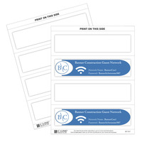 Place Cards, Tent Cards, Item Number 1536845