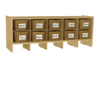 Wall-Mount Lockers Supplies, Item Number 1537060