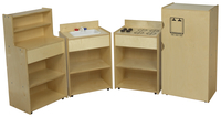 Dramatic Role Play Kitchens Supplies, Item Number 1537062
