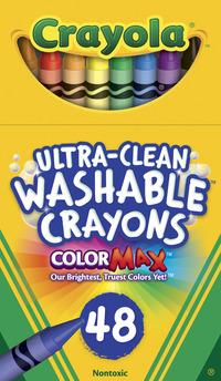 Standard Crayons, Item Number 1537146