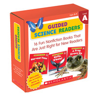 Science Content Readers, Books, Science Materials, Science Leveled Readers Supplies, Item Number 1538253