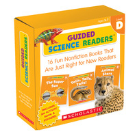 Science Content Readers, Books, Science Materials, Science Leveled Readers Supplies, Item Number 1538256