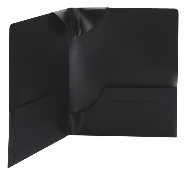 Poly 2 Pocket Folders, Item Number 1538472
